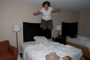 me bed jump