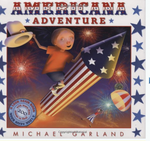 Book cover of Americana