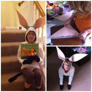DIY Skippyjon Jones costume