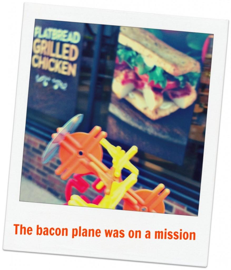 Bacon Plane