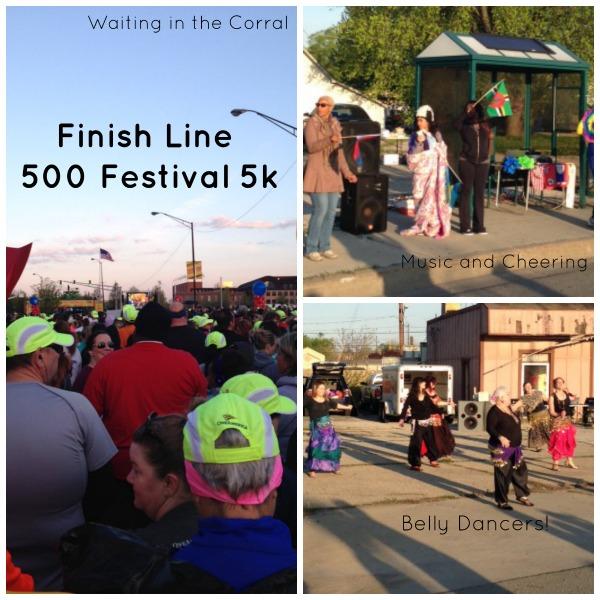 500 Festival 5k Collage
