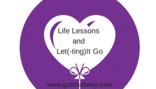 Life Lessons and Let(-ting)It Go (2)