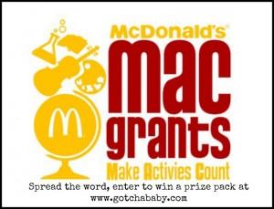 MAC grants with URL