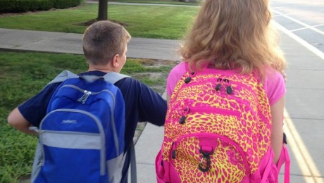 first day of school! first day of school! 2015