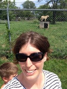 wolf-selfie