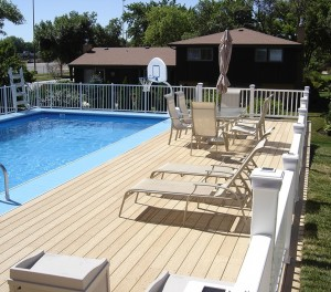 Check the amazing above ground pool options at Kayak Pools.